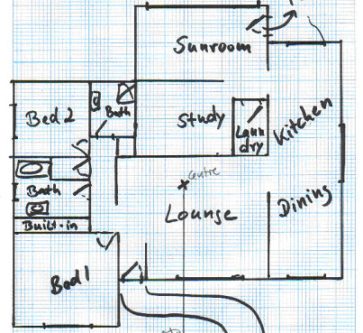 How To Draw A Floor Plan Soulspace